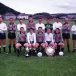 1992-93 team