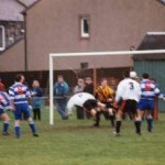 Rab Matthew opens the scoring