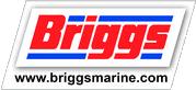 Briggs Marine Logo- Main Sponsor