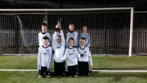 Shippy youngsters lift trophy